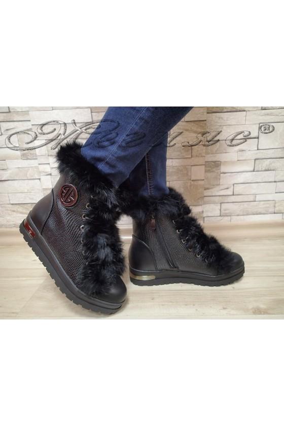 Lady boots Cassie 20W17-2023-2 black