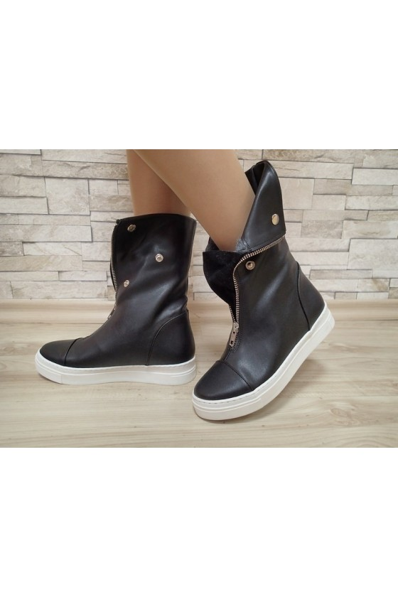 Lady boots 542 black