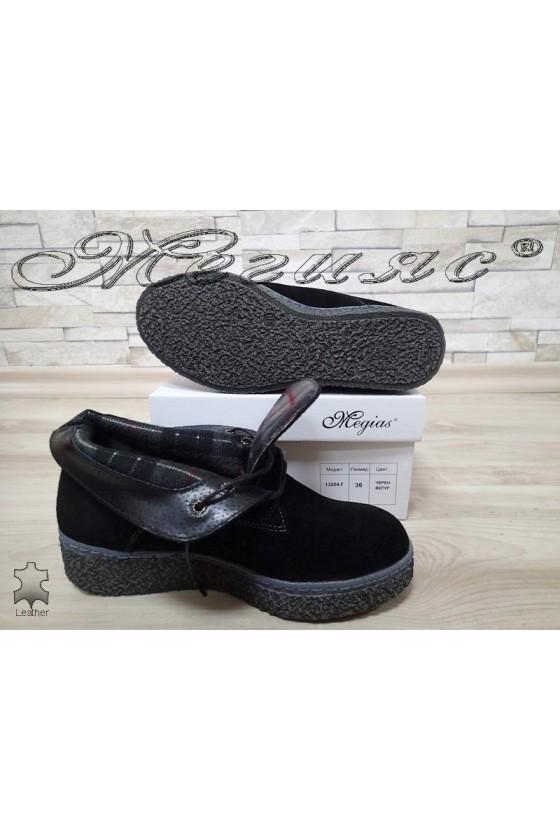 Lady boots 13204  black