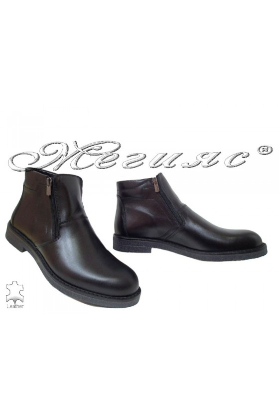 Men boots 17106  FANTAZIA black