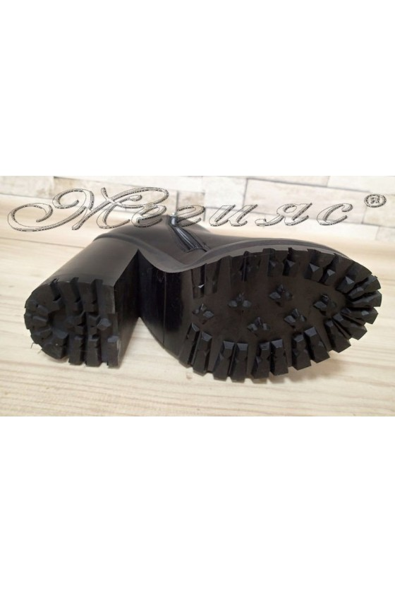 Lady boots Christine 20W17-218-1 black