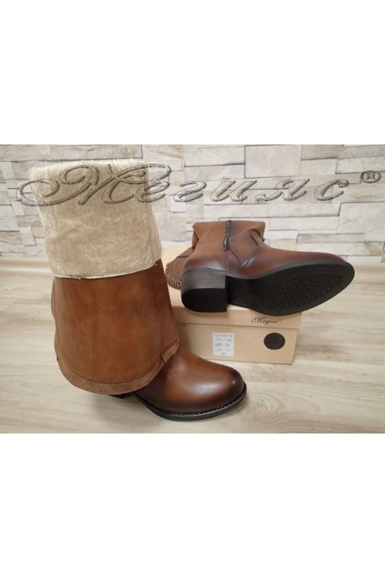 Lady boots 220 taba pu
