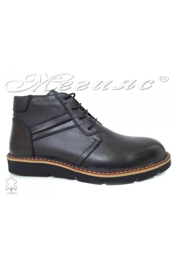 Men boots 561-01 FANTAZIA black