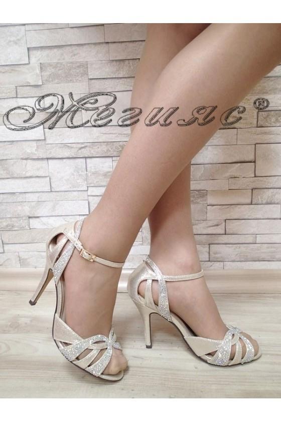 Lady sandals Jeniffer S1720-55 gold
