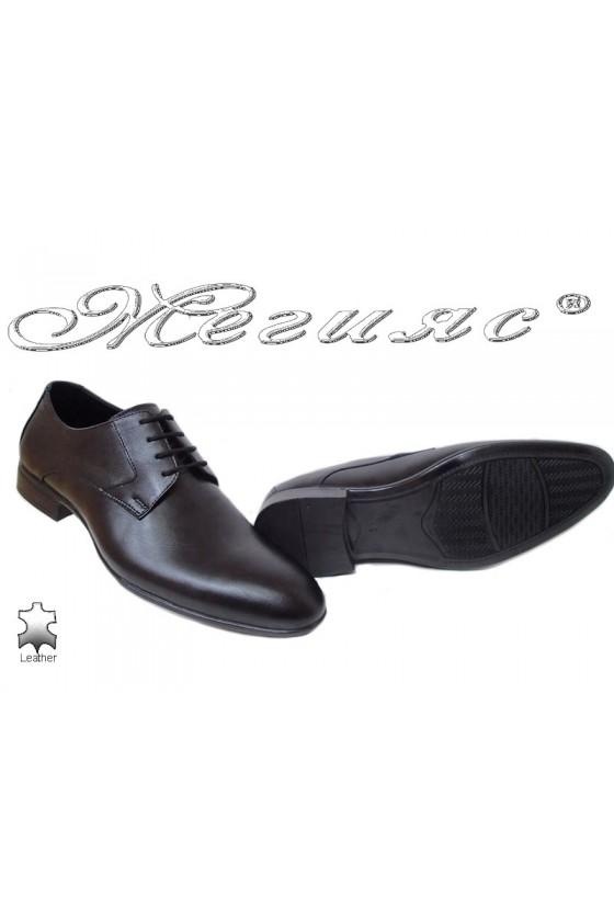 Men shoes 18000 black leather