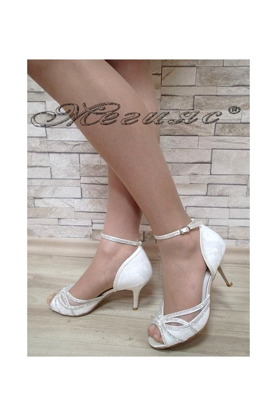 Lady sandals Jeniffer S1720-53 white