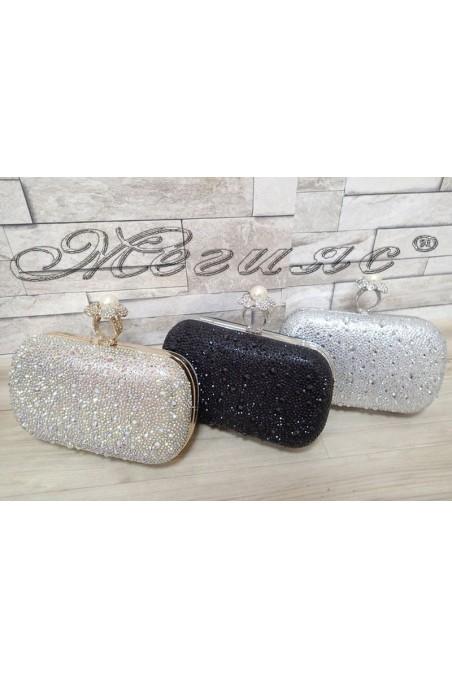 Абитуриентска чанта Jeniffer-55 с камъни