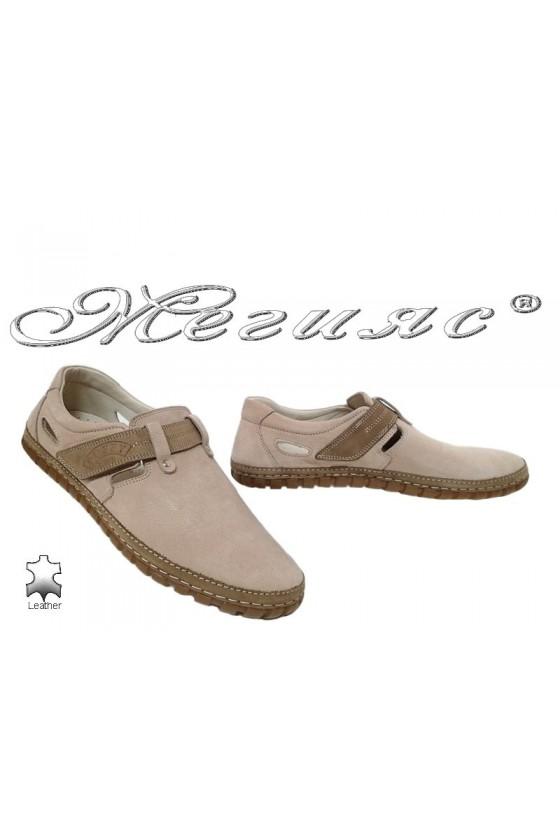 Men shoes Puffy 732 beige...