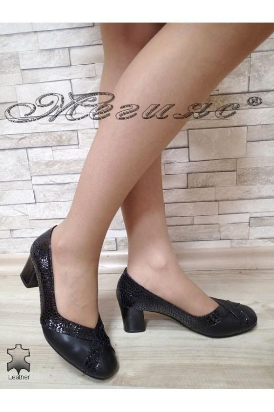 Lady shoes 933-77 black...