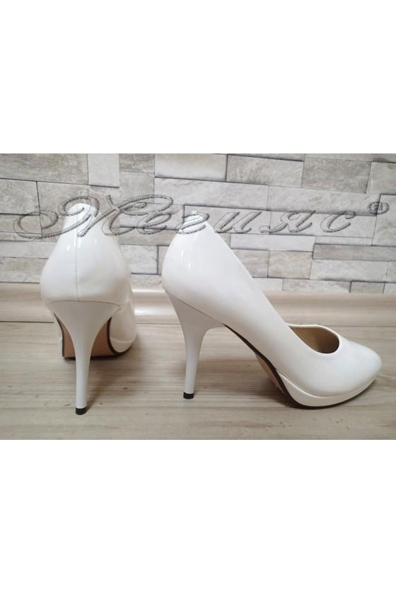 Lady  elegant shoes K.Stella S1720-202 white