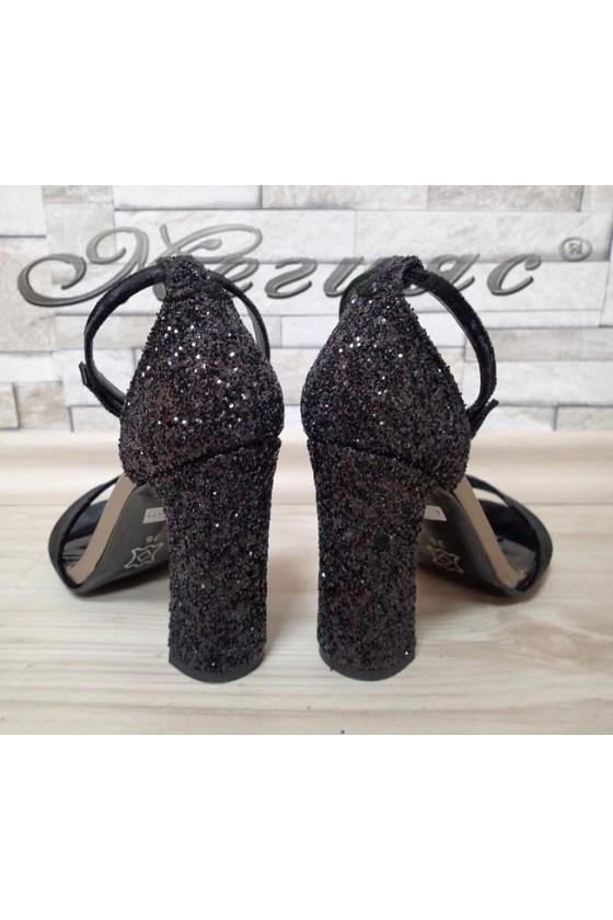 Lady sandals 577 black