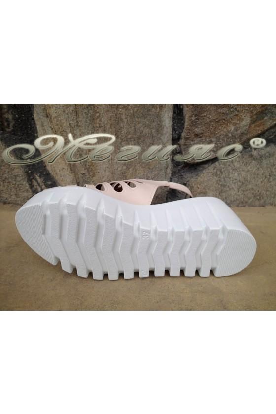 ladies sandals 99 pink