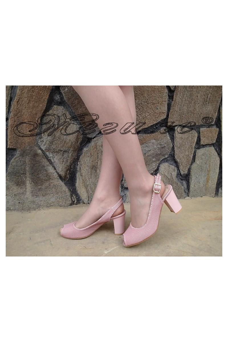 Ladies sandals 89 pink