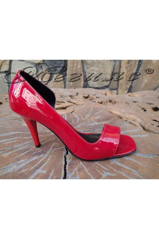 Lady sandals  1420 patent