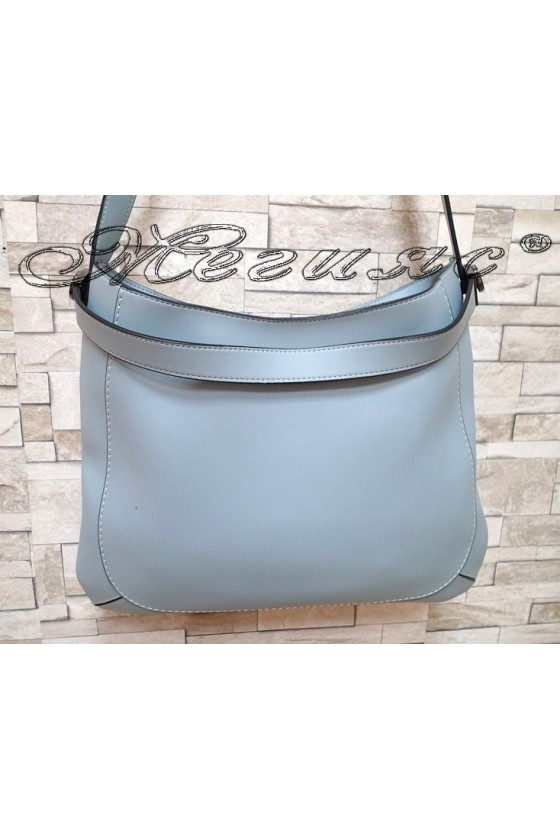 Lady bag 1171-0032 light blue pu