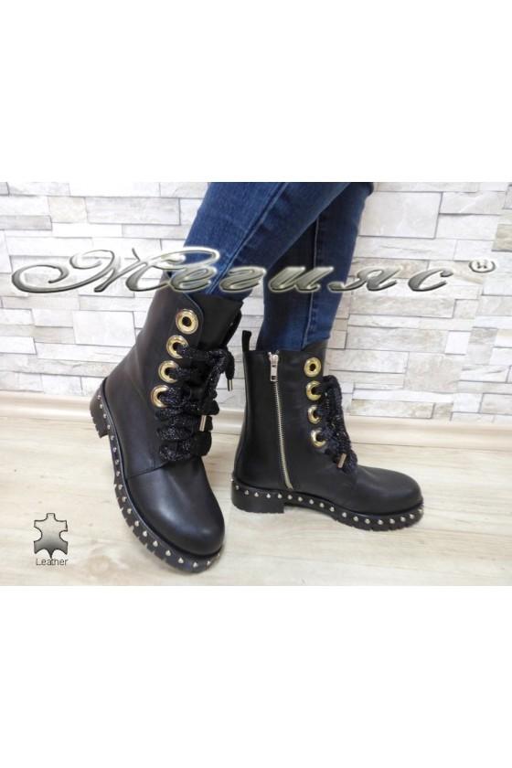Lady boots 791-1 black...