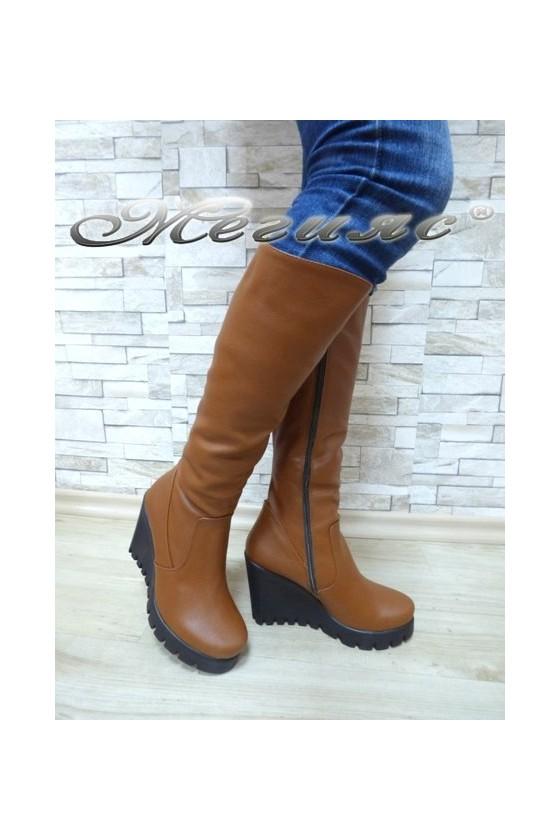 Women boots 350 taba pu