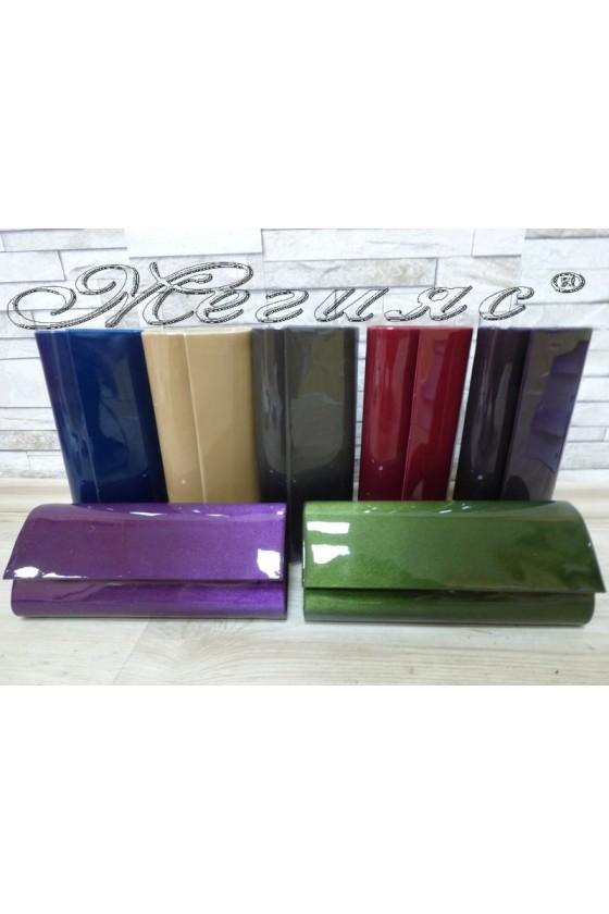 Абитуриентска чанта 373 перлен лак цветове