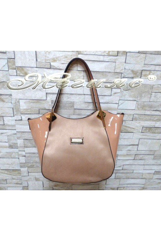 Bag 1157 nude suede