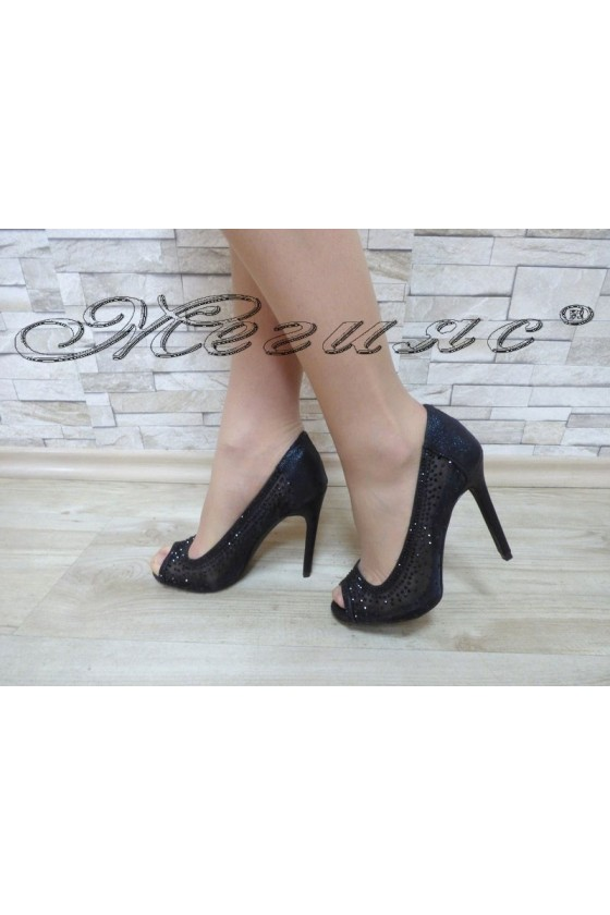 Lady shoes Jeniffer 18s20-124 black