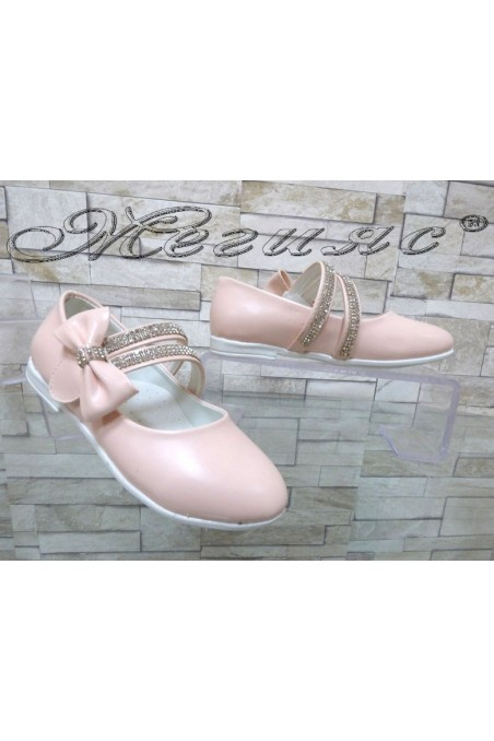 Children's shoes 00220 nude pu