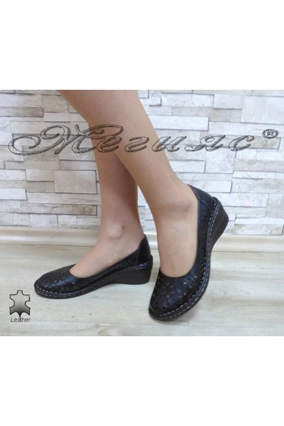 Lady shoes 5004-1-01 black...