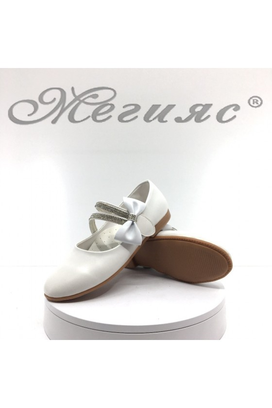 Children's shoes 00220 white pu