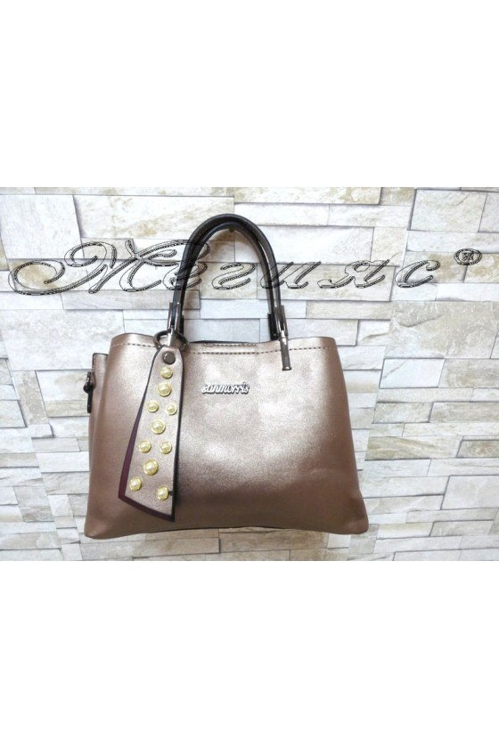 Lady bag 1176 bronze PU