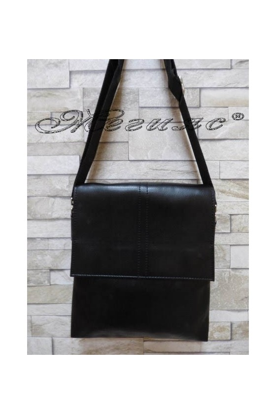 Bag 8004-3 black pu