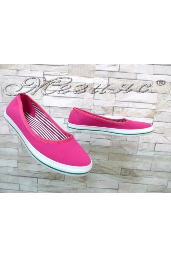 Дамски спортни обувки 200 циклама от текстил