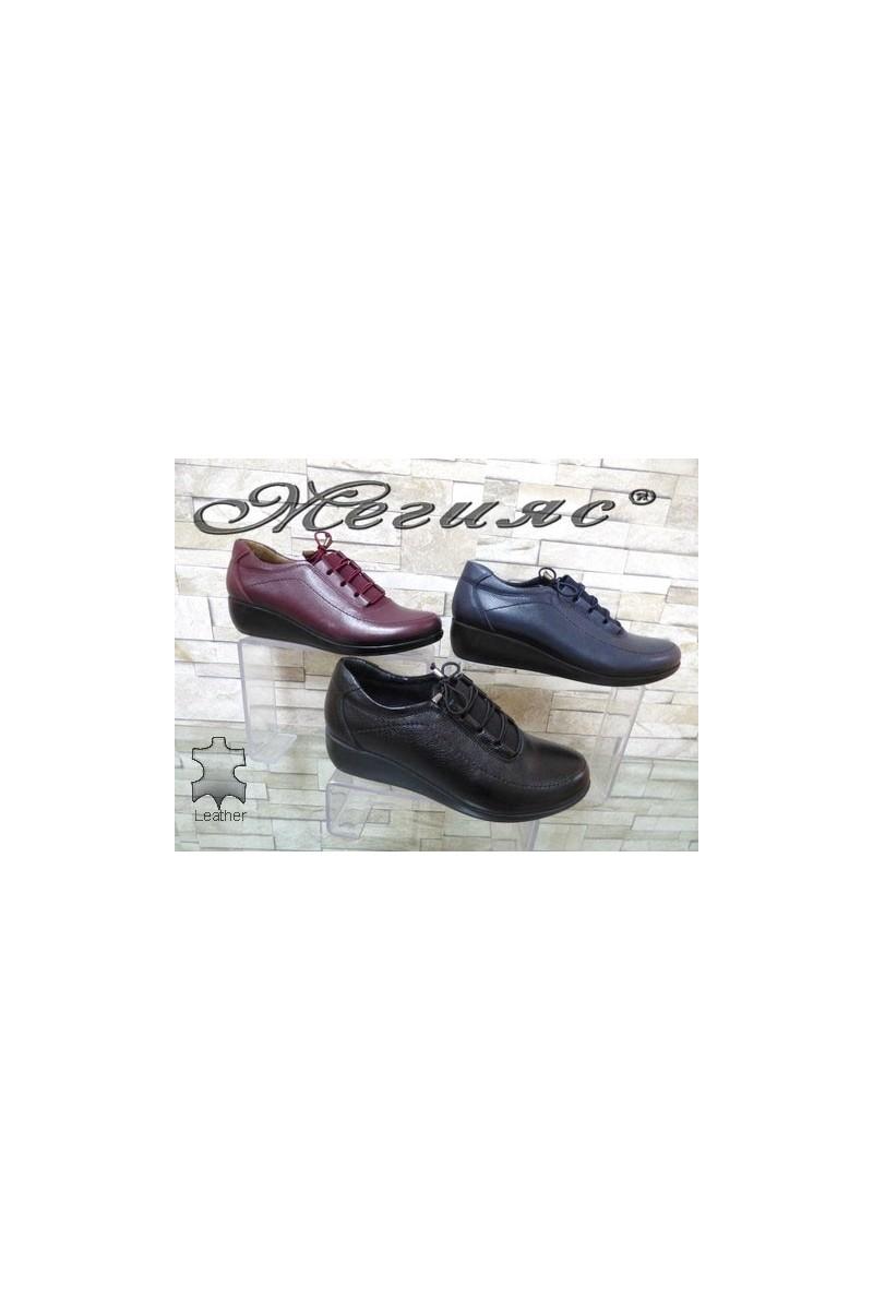 1000 Дамски обувки от естествена кожа ежедневни