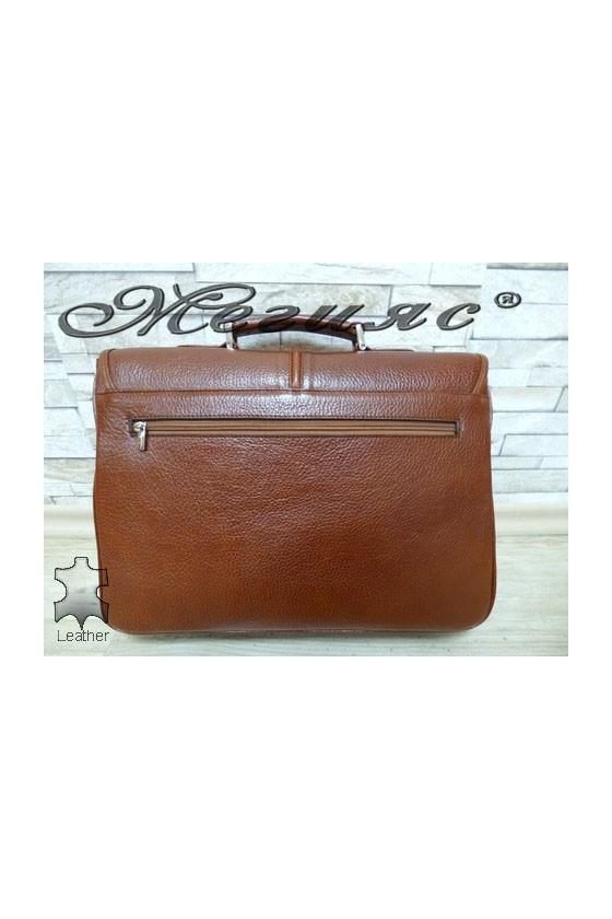 1313-142 Bag camel leather