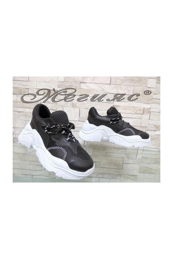 2009 Дамски спортни обувки черни