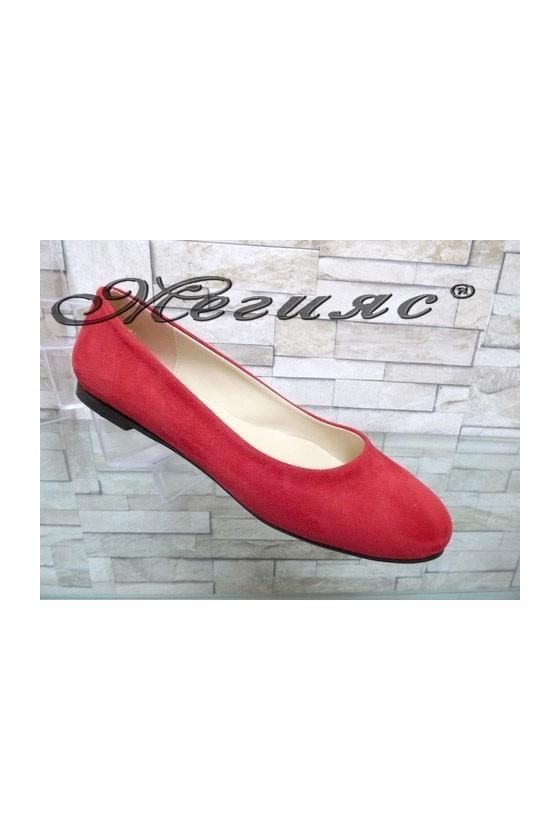 101 XXL Women shoes suede