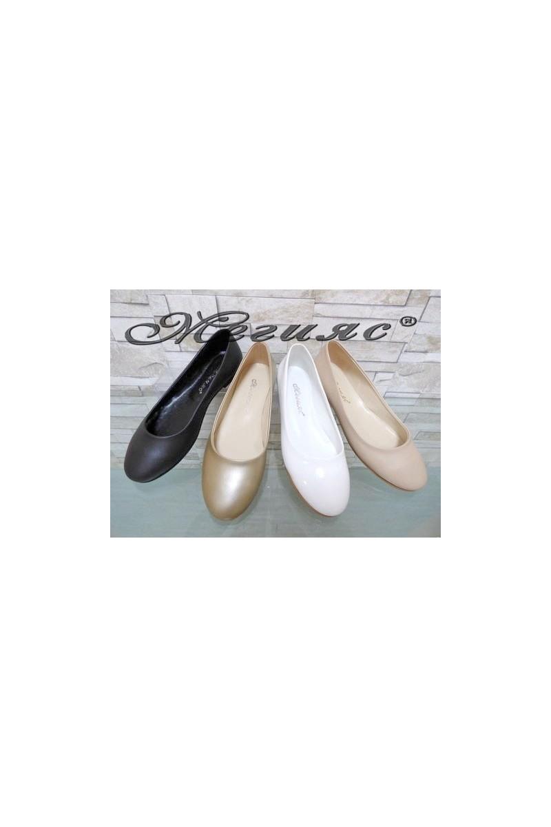 101 XXL Дамски ежедневни обувки от еко велур