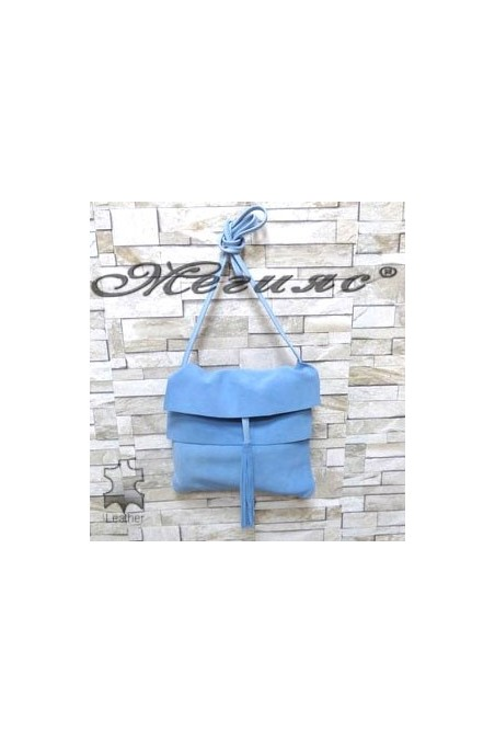 1769 Lady bag blue leather
