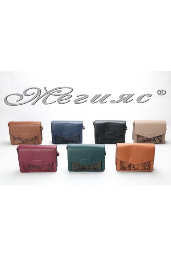 005 Дамска чанта от еко кожа