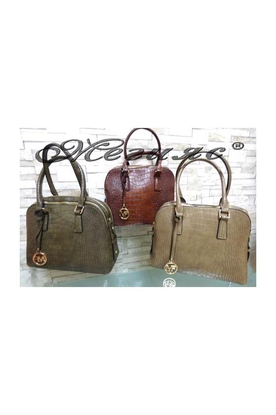 1824 Дамска чанта от еко кожа