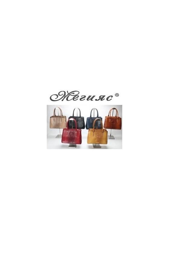38043 Дамска чанта от еко кожа