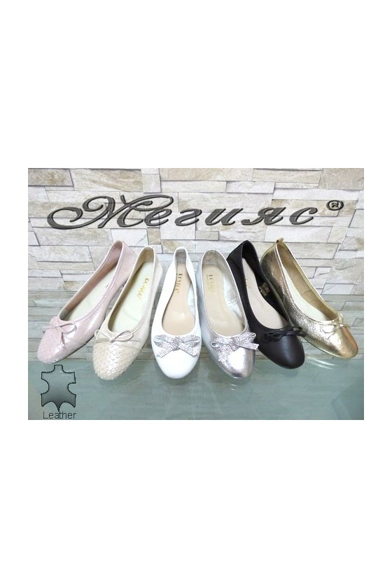 124/270/429 Women shoes leather