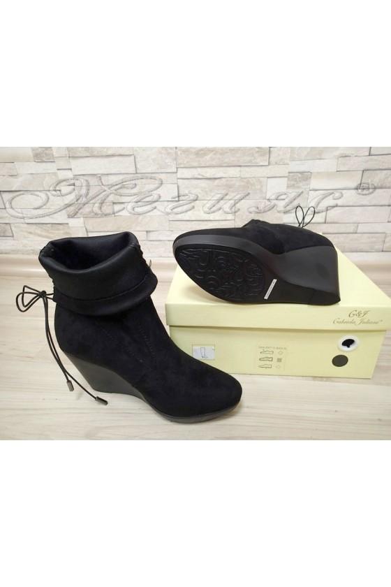 lady boots Cassie 20W17-48 black