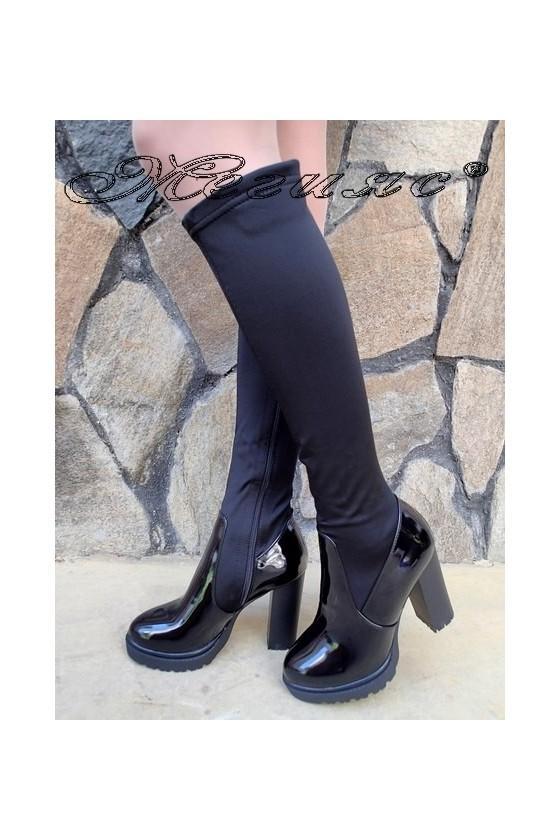 Lady boots Christine 20W17-211 black