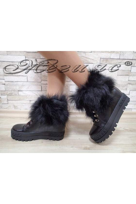 Lady boots Carol 20W17-196 black