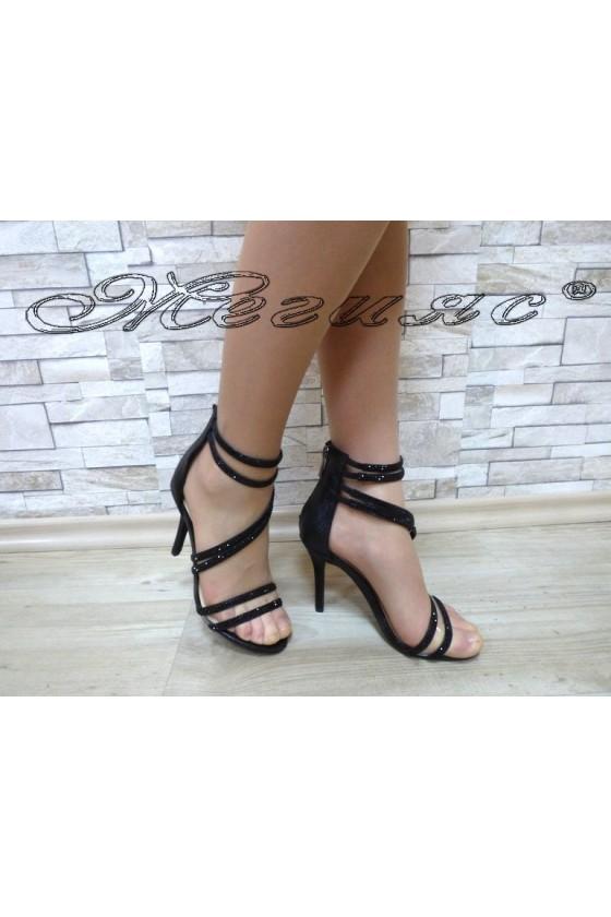 Lady sandals Jeniffer 18s20-126 black