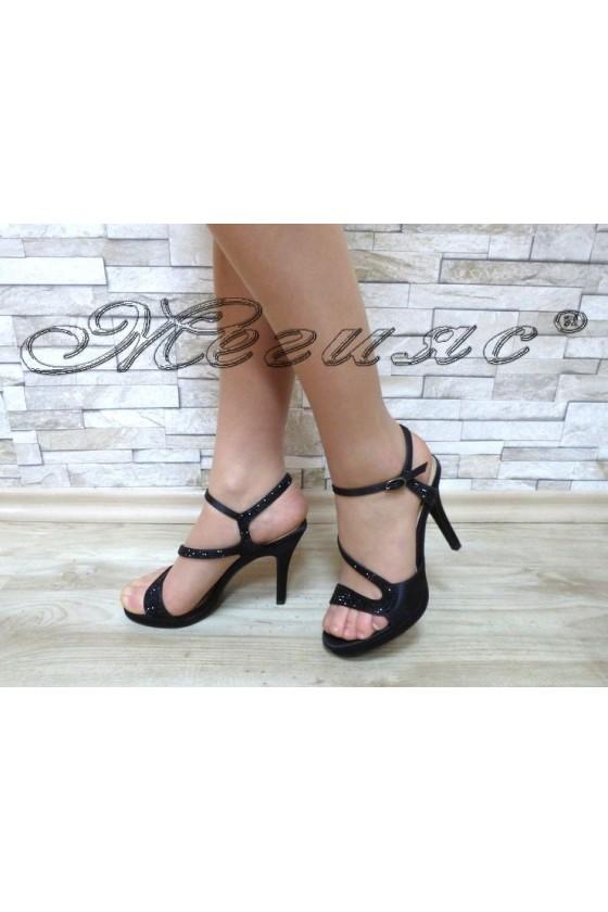 Lady sandals Jeniffer 18s20-127 black