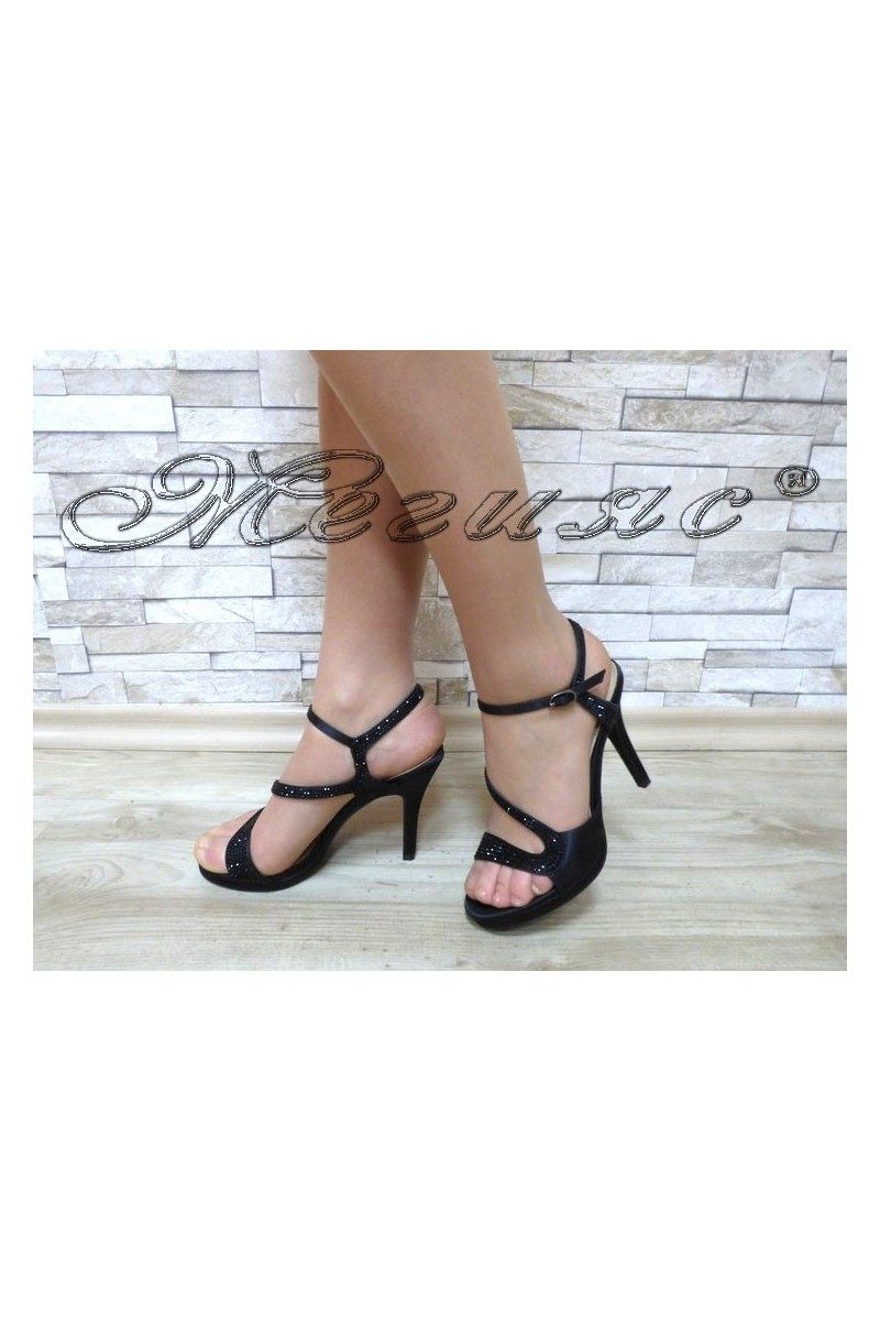Lady sandals Jeniffer 18s20-127 black