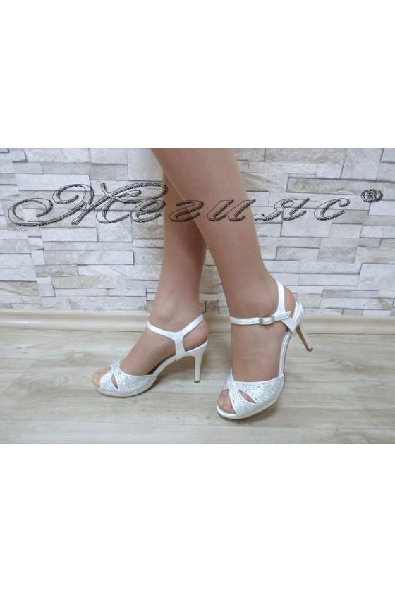 Lady sandals Jeniffer 18s20-122 white