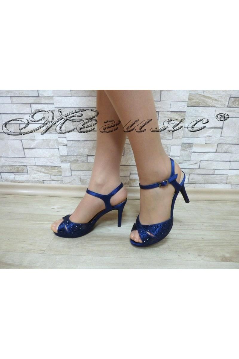Lady sandals Jeniffer 18s20-122 blue