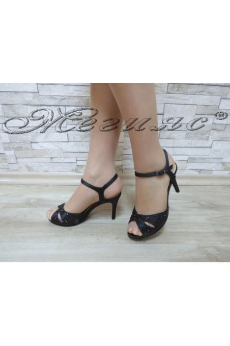 Lady sandals Jeniffer 18s20-122 black