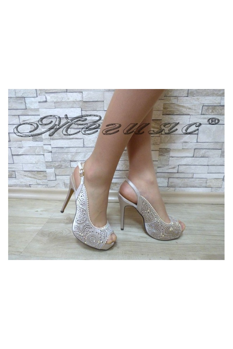 Lady sandals Jeniffer 18s20-116 pale pink